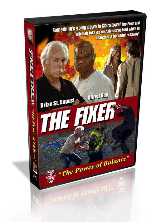 The Fixer-Episode 1 DVD