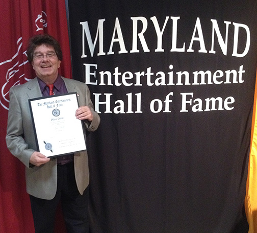 Lee Doll - Maryland Entertainment Hall Of Fame Induction