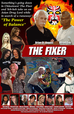 The Fixer - Episode 1 Poster